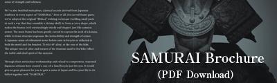 SAMURAI BIKE Brouchure