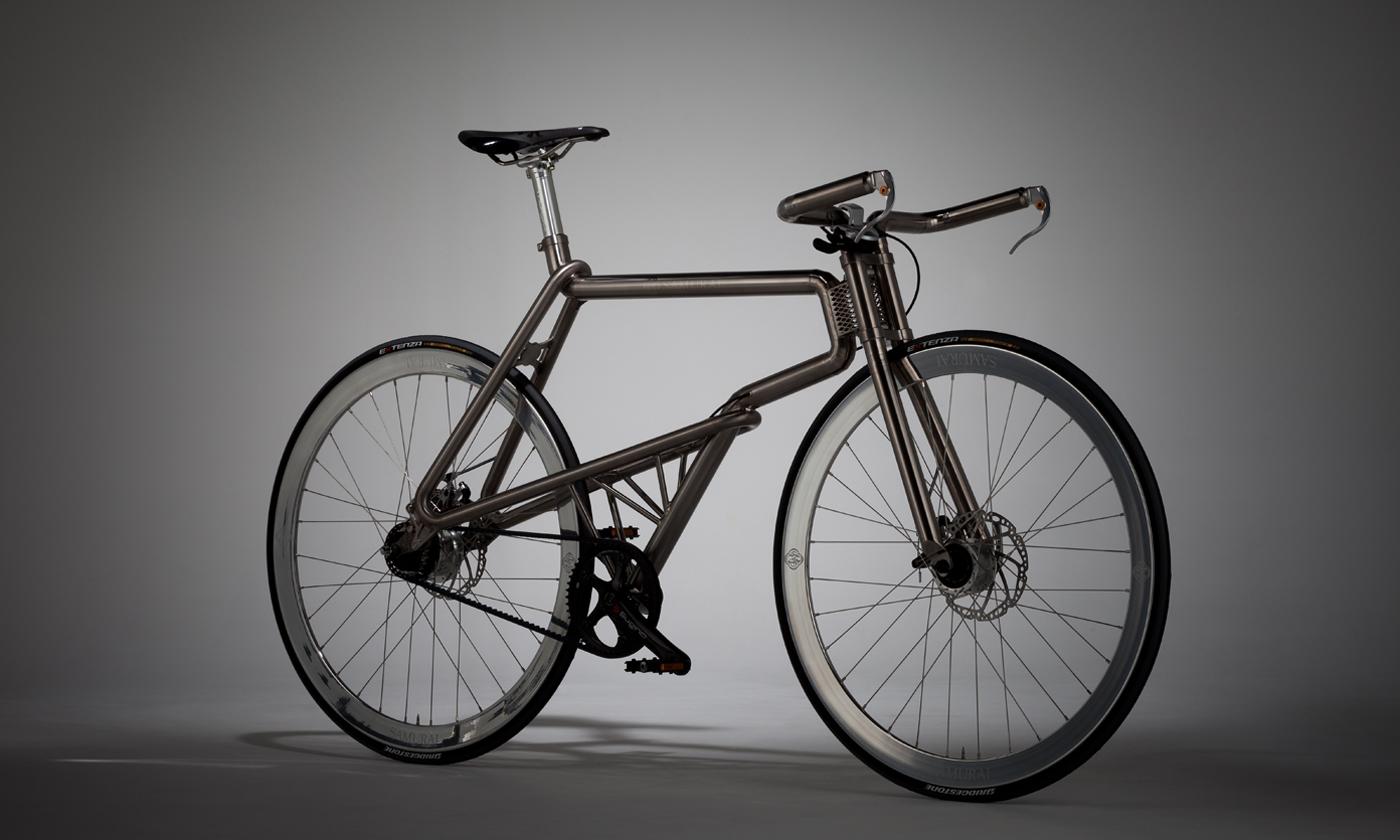 SAMURAI BIKE サムライ バイク