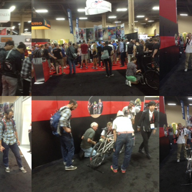 SAMURAI BIKE Interbike2014