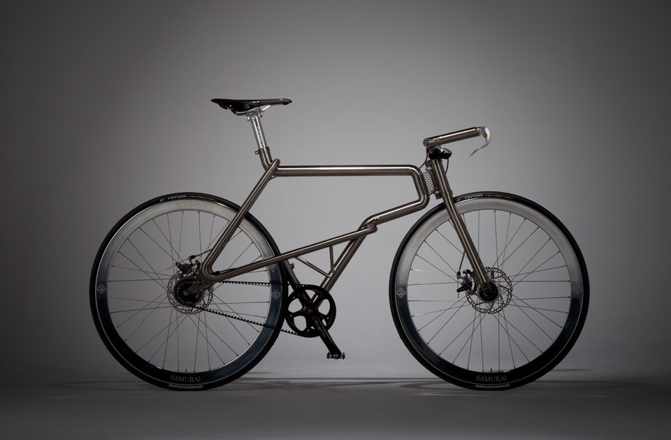 SAMURAI high-end road bike