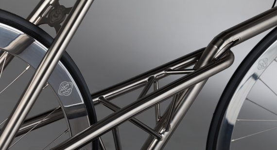 Structure SAMURAI high-end road bike